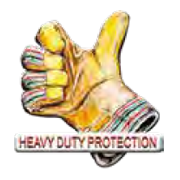 HEAVY DUTY PROTECTION